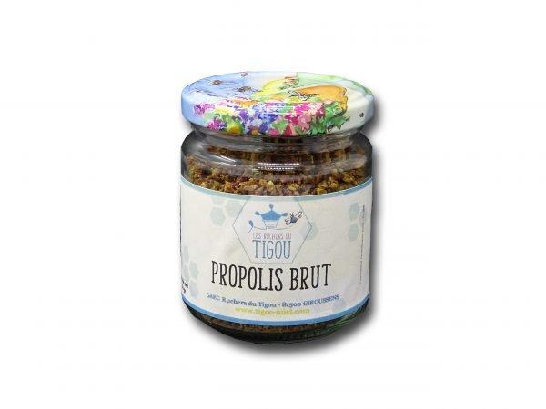 Propolis brute pot de 20g Les Ruchers du Tigou