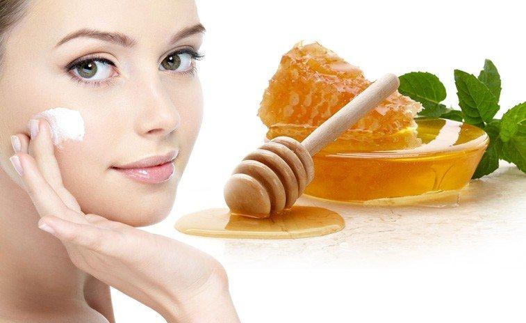 Cosmetiques à base de miel