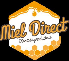 logo miel-direct du producteur