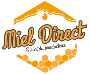 logo miel-direct du producteur