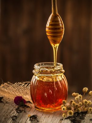 production de miel année 2015
