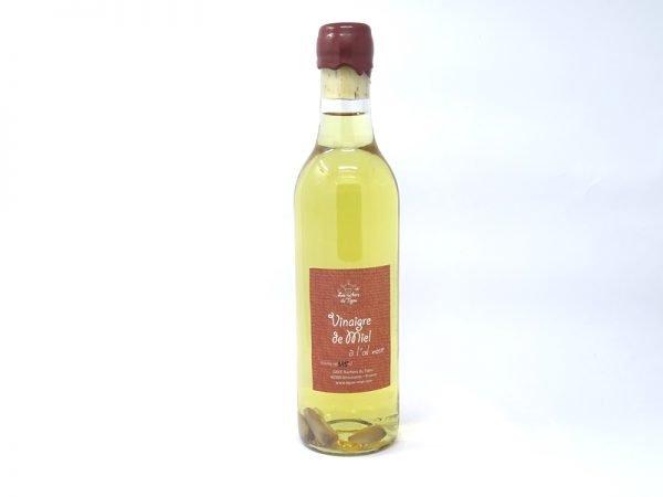 vinaigre miel ail rose Lautrec bouteille 37,5ml