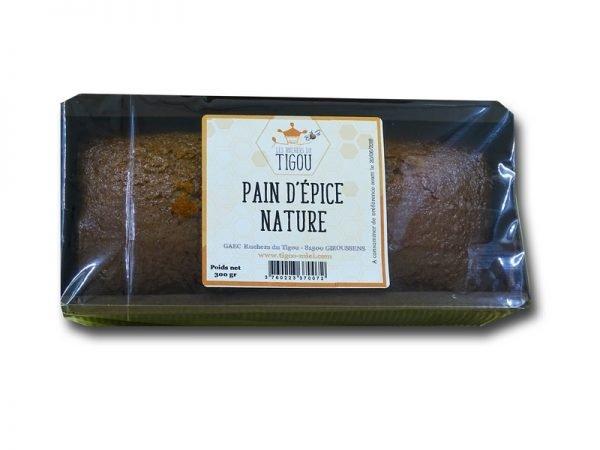 pain d'épice artisanal au miel