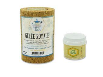 gelée royale française pot de 10g