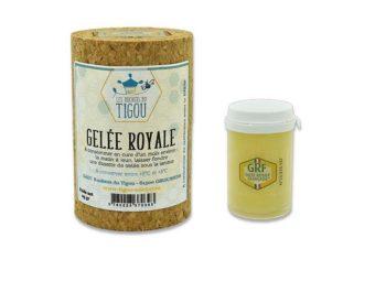 gelée royale française pot de 25g