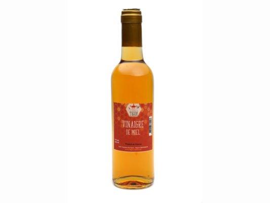 Vinaigre de miel nature - bouteille 37cl