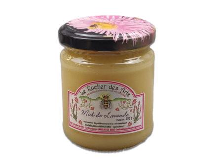 miel de lavande 250g