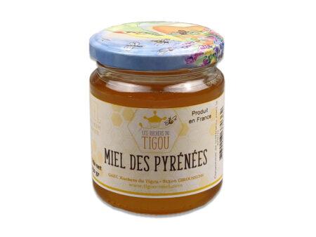 miel des pyrénées 250g