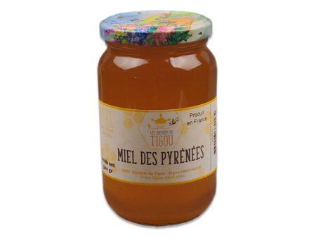 miel des pyrénées 500g