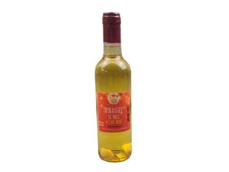 vinaigre de miel à l'ail rose de Lautrec 37cl