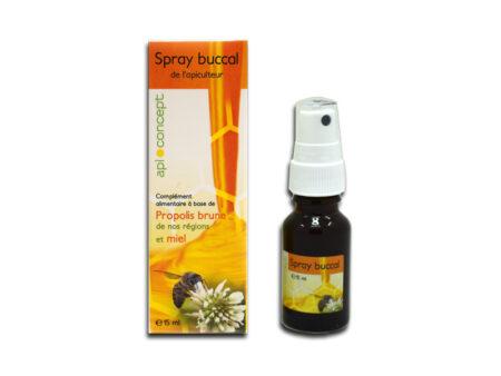 spray buccal à la propolis 15ml