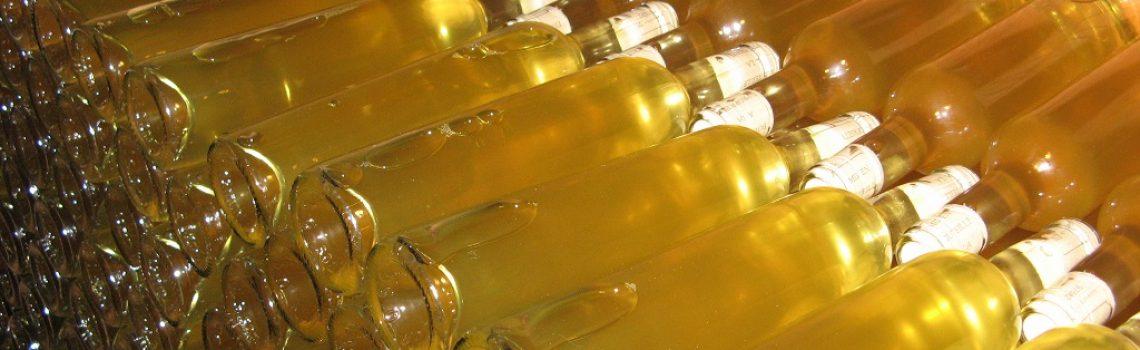 bouteilles d'hydromel